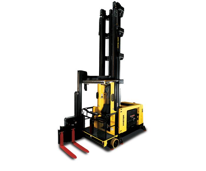 1.000-1.500kg Hochregalstapler Schmalgangstapler Hyster C1.0
