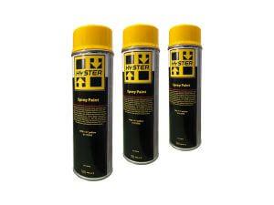 Farbe Gelb 500 ml Sprühdose Hyster Gabelstapler