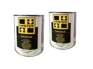 Farbe Gelb 1 Liter Hyster Gabelstapler