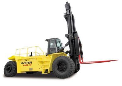 Schwerlaststapler Hyster H36-48XM(S)-12, 36-48to Kap.