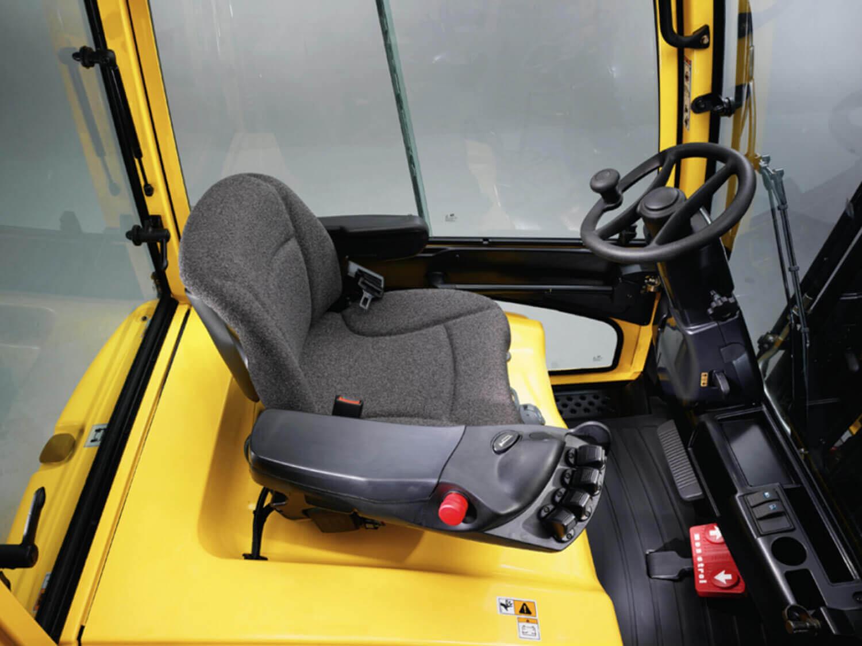 Hyster J1.6 Sitz von außen