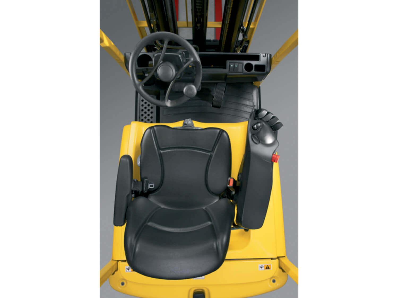 Hyster J1.6-Sitz