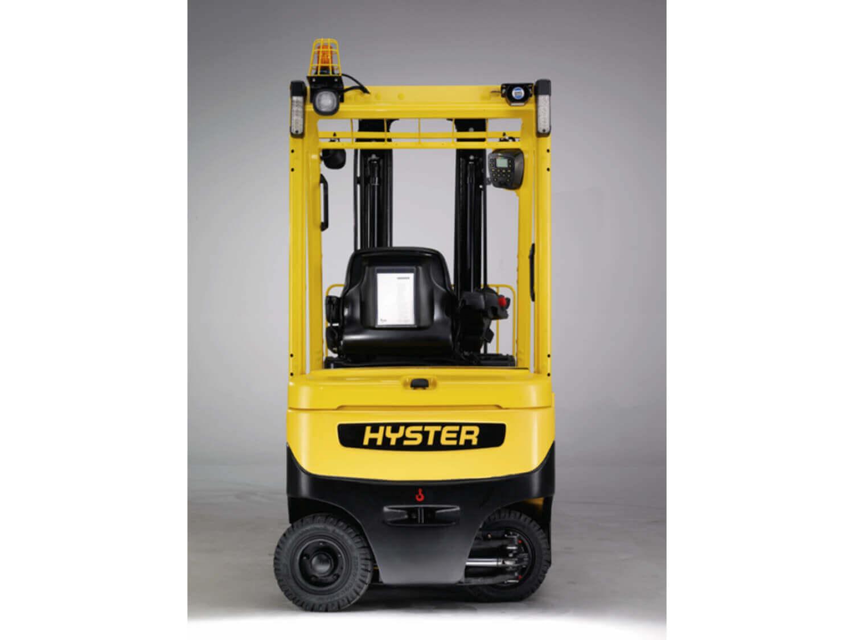 Hyster J1.6-Rückansicht