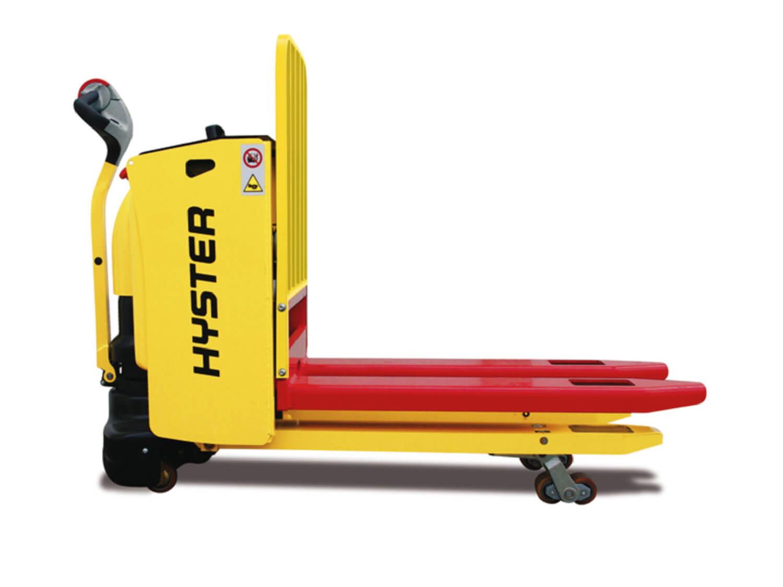 Elektrohubwagen Regalbestücker Hyster P2.0HL