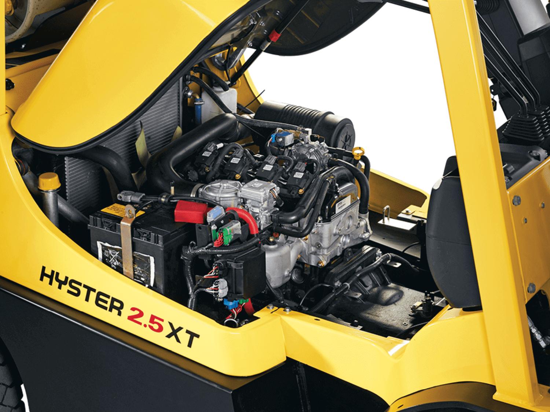 2-3to Gabelstapler Hyster H2.0XT-H3.0XT