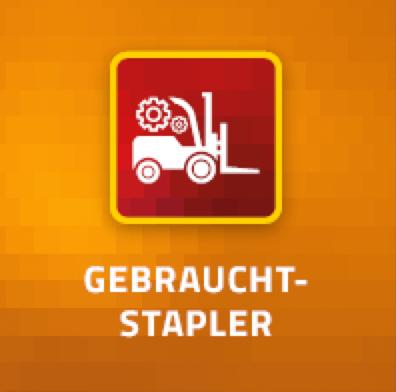 Icon Gebrauchtstapler - Gabelstapler Containerstapler Schwerlaststapler gebraucht